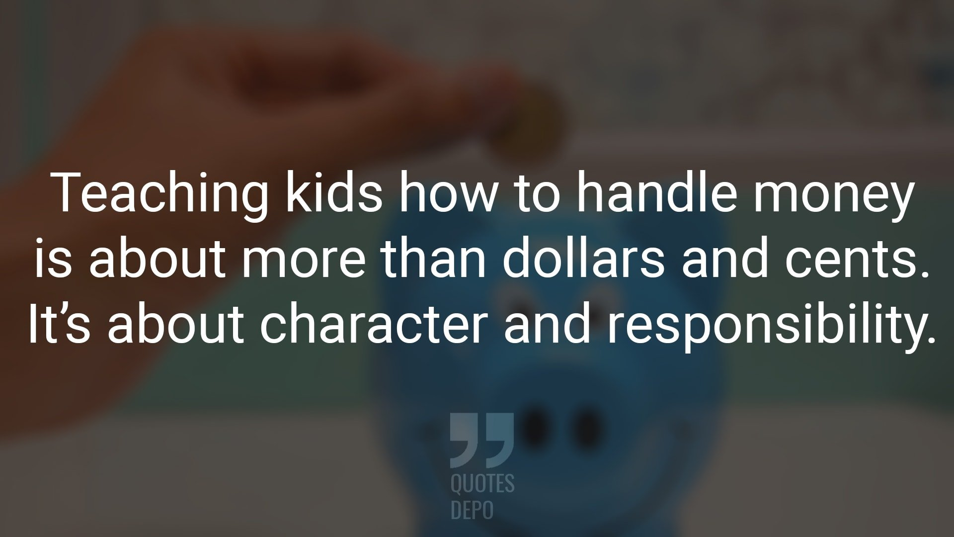Teaching Kids How to Handle Money