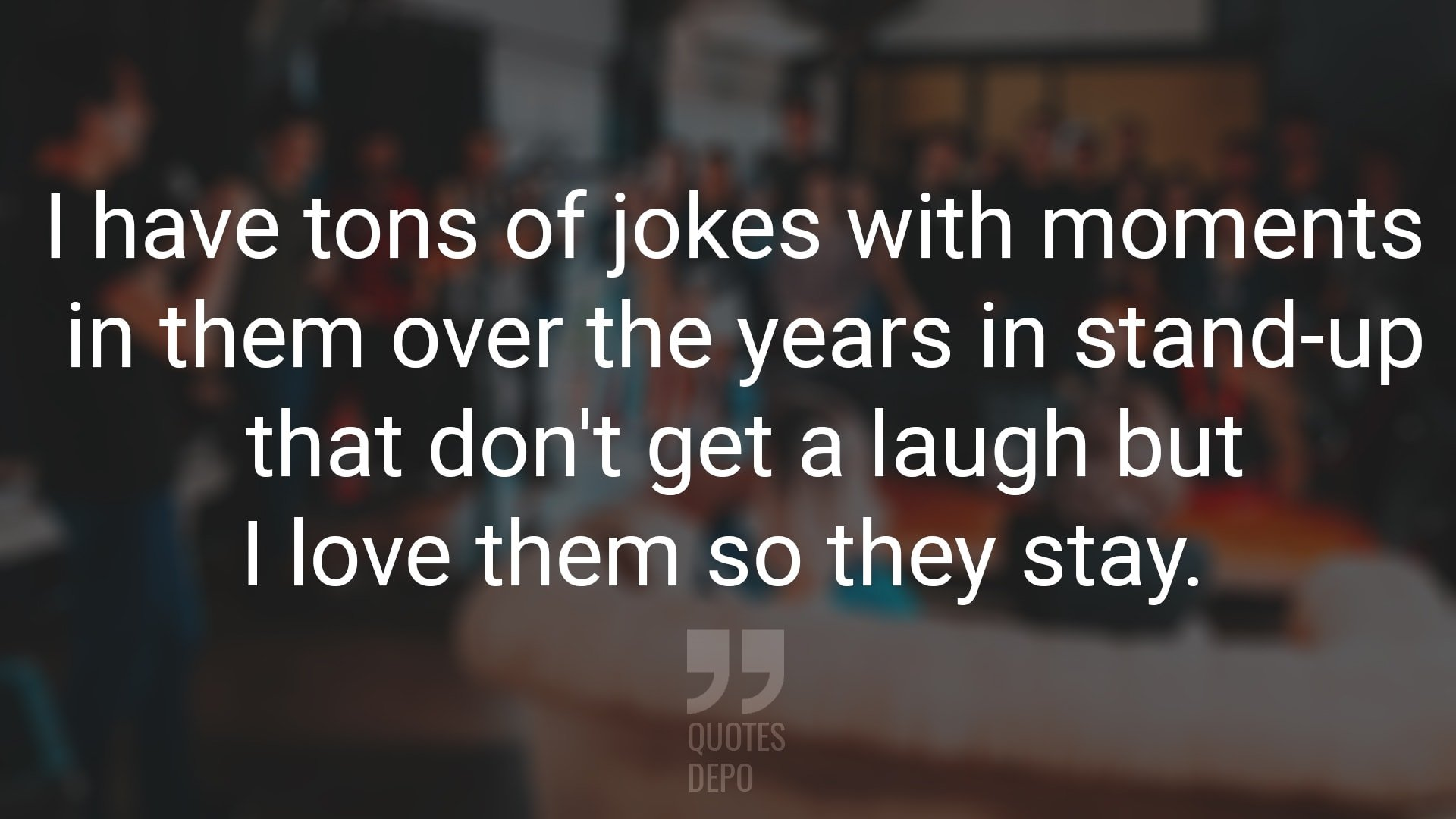 I Have Tons of Jokes