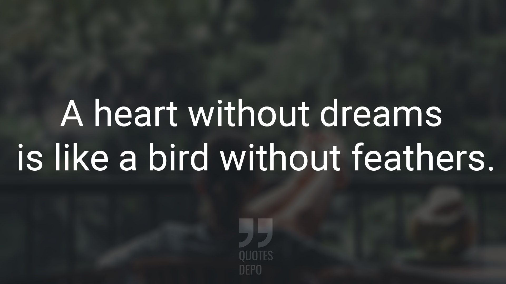 A Heart Without Dreams